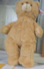 Light Brown 15 inch Bear