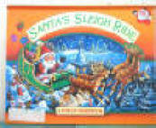 Santa's Sleigh Ride - Personalized Presto Pop Up Book