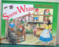 Snow White and the Seven Dwarfs - Personalized Presto Pop-up Book
