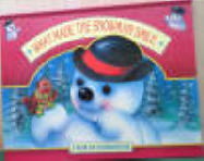 What Made The Snowman Smile - Personalized Presto Pop Up Book